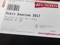 Dirty Dancing Tickets - Birmingham Alexander - 3rd June 2017