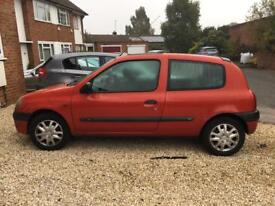 Renault Clio for sale!!