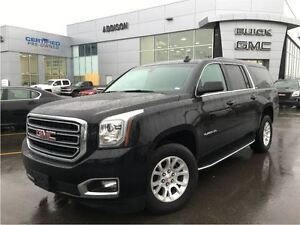 2016 GMC Yukon XL SLE 8 pass leather heated seats