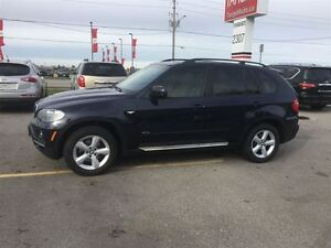 2008 BMW X5 3.0si, Loaded, Leather Panoramic Roof and More !! London Ontario image 2