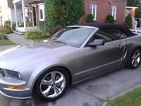 2008 Ford Mustang gt decapotable