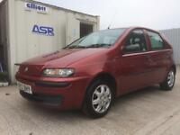 03 Fiat Punto 1.2 Active 5dr H/B - MOT Feb 2019 - Only 77,000 Miles - Ideal 1st Car - PX TO CLEAR