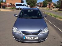 Vauxhall Corsa Design 1.2L twinport 16V with full service history