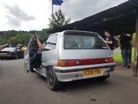 Daihatsu Charade GTti Turbo, Highly Modified 200hp