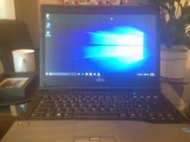 Fujitsu laptop windows 10 i5 intel core