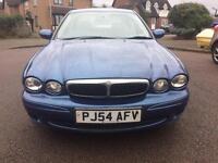 Jaguar X Type 2.0D Diesel 2004 54 12 Months Mot