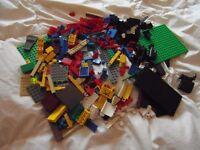 LEGO Mixed Assorted colour Bricks Pieces base plates Bundle Starter Kit Job Lot