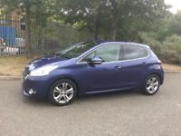 2014/14 Peugeot 208✅1.6 HDI✅ALLURE✅5 DOOR✅FREE ROAD TAX✅LIKE FIESTA CITROEN