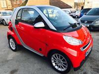 Smart coupe passion 1.0 full service history 29000 miles