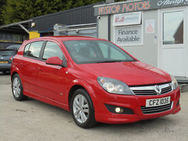2010 VAUXHALL ASTRA 1.4 SXI..... LOW INSURANCE..FINANCE AVAILABLE