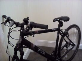 Brand New Apollo Guru Hybrid Men's Bike