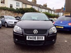 Volkswagen Polo 1.4 Match 5dr£3,400 low mileage