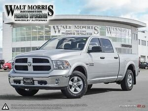 2016 RAM 1500 OUTDOORSMAN: ACCIDENT FREE, PRAIRIE OWNED