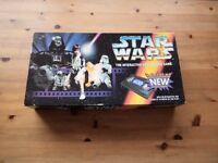Vintage Star Wars interactive game