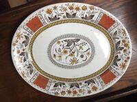 China / ceramic pattern dish