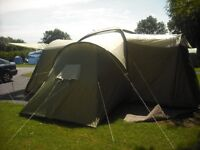 Coleman Tent and camping gear