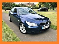BMW 5 Series 2.0 520d SE 4dr LONG MOT, CLEAN IN AND OUT