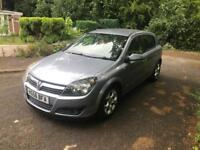 VAUXHALL ASTRA 1.6 SXI TWINPORT 12 MONTHS MOT WITH FULL SERVICE HISTORY