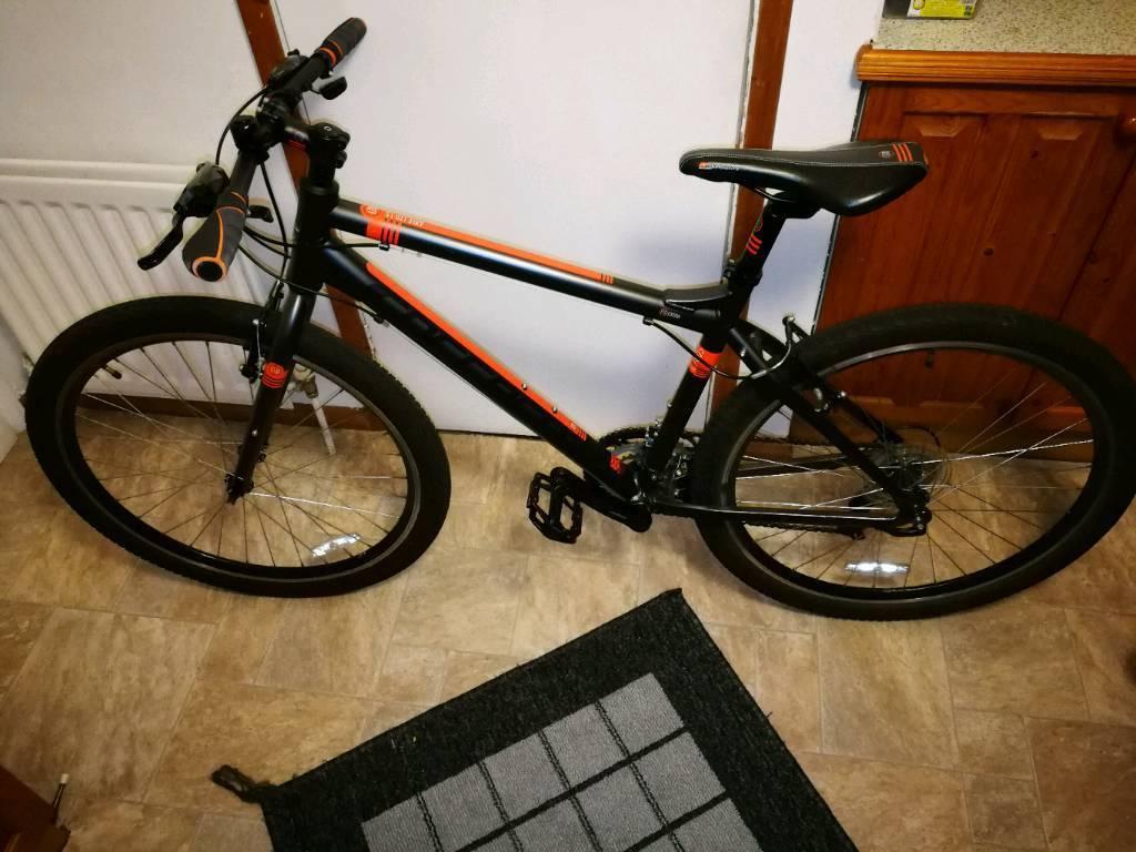Carrera Axle Ltd 15 Mountain bike 18