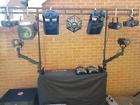 Mobile Disco DJ Setup Kit Equipment + Trailer - **Accepting Sensible Offers for Items**
