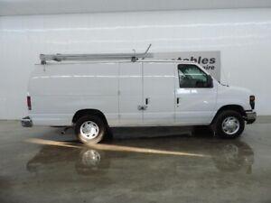 2012 Ford Econoline Cargo Van E-250 CARGO ALLONGÉ - SUPPORT ÉCHE