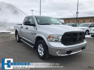 2014 Ram 1500 OUTDOORSMAN **CAMERA, BLUETOOTH, DIESEL**