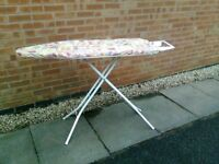 Ironing board, good condition.