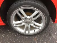 Audi A1 s-line Alloy Wheel (tyre also available)