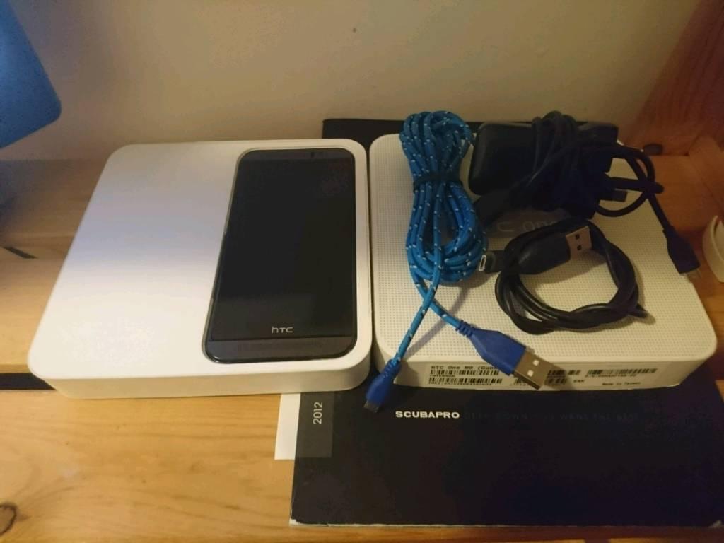 HTC m9 unlocked