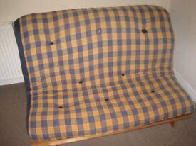Futon Sofa Bed 2/3 seater