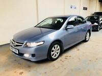 2007 Honda Accord 2.0 I vtec executive in immaculate condition full Honda history 1 years mot