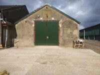 Commercial unit / workshop to let,