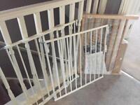 3 baby gates