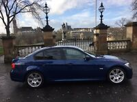 BMW 3 SERIES 2.0 318d M Sport 5dr Blue - Great Running Car