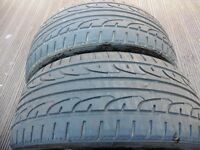 Pair Of 205 50 17 Nexen Tyre N6000 Tyres. In Excellent Condition With Loads Of Tread & No Damage