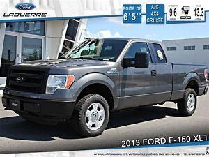 2013 Ford F-150 **XLT*4X4*SYNC*CRUISE*A/C**