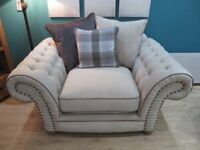 NEW Langar Snuggler Armchair