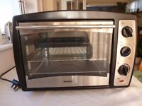 Bush Table Top Convection Oven with grill and rotisserie