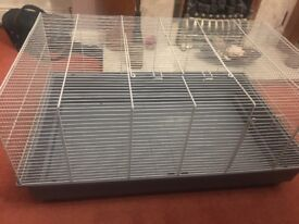 Large hamster cage rat cage chinchilla cage for small animals