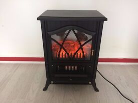 ELECTRIC STOVE HEATER FIRE