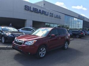 2014 Subaru Forester 2.5i Touring *Toit Ouvrant Panoramique*