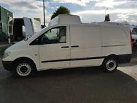 MERCEDES VITO LWB YEAR 2008 , EXCELLENT CONDITION IN & OUT, PART SERVICE HISTORY