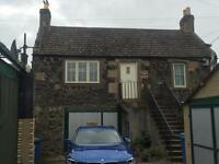 1 bed flat/cottage style in Colinsburgh leven Elie
