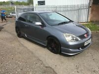 Honda Civic Type r ep3 2005 k20a2