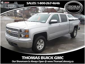 2015 Chevrolet Silverado 1500 LT 1LT - 5.3L V8 ENGINE, LONG BOX!