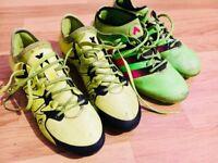 Football boots size 5 (uk) Adidas