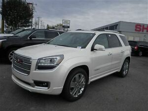 2014 GMC Acadia Denali  DVD Player  Heated/ Ac Seats