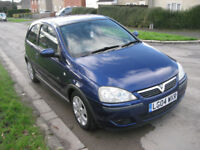 2004 Vauxhall Corsa 1.2 SXI 16 Valve 3 Door...