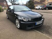 BMW 320cd Msport