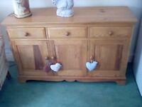 Wooden Kitchen dresser Good condition nice piece